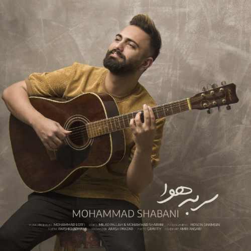 دانلود آهنگ محمد شعبانی به نام سر به هوا از موزیک باز