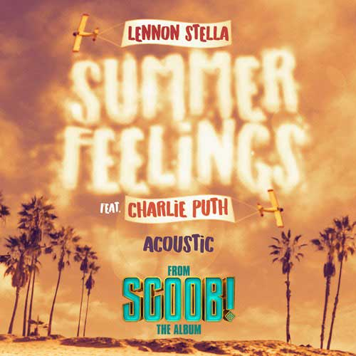 دانلود آهنگ Lennon Stella And Charlie Puth به نام Summer Feelings Acoustic