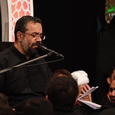 دانلود نوحه محمود کریمی به نام عجب محرمی شد امسال