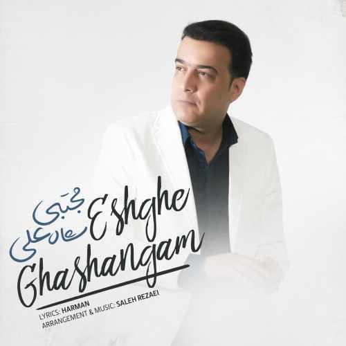 دانلود آهنگ مجتبی شاه علی به نام عشق قشنگم از موزیک باز
