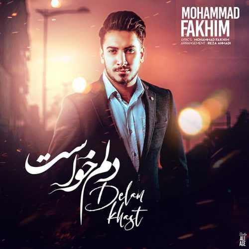 دانلود آهنگ محمد فخیم به نام دلم خواست از موزیک باز