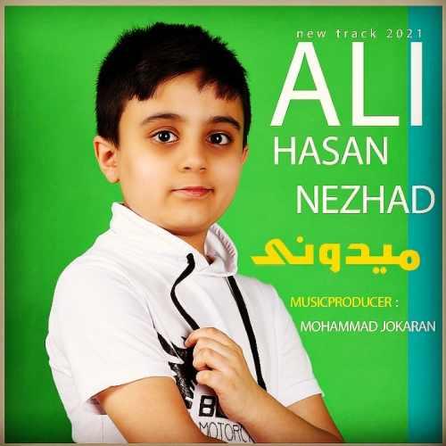 دانلود آهنگ علی حسن نژاد به نام میدونی از موزیک باز