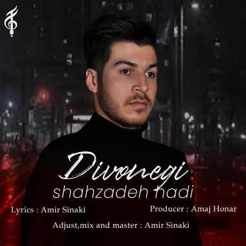 دانلود آهنگ شاهزاده هادی به نام دیوونگی از موزیک باز