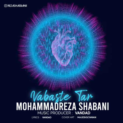 دانلود آهنگ محمدرضا شعبانی به نام وابسته تر از موزیک باز