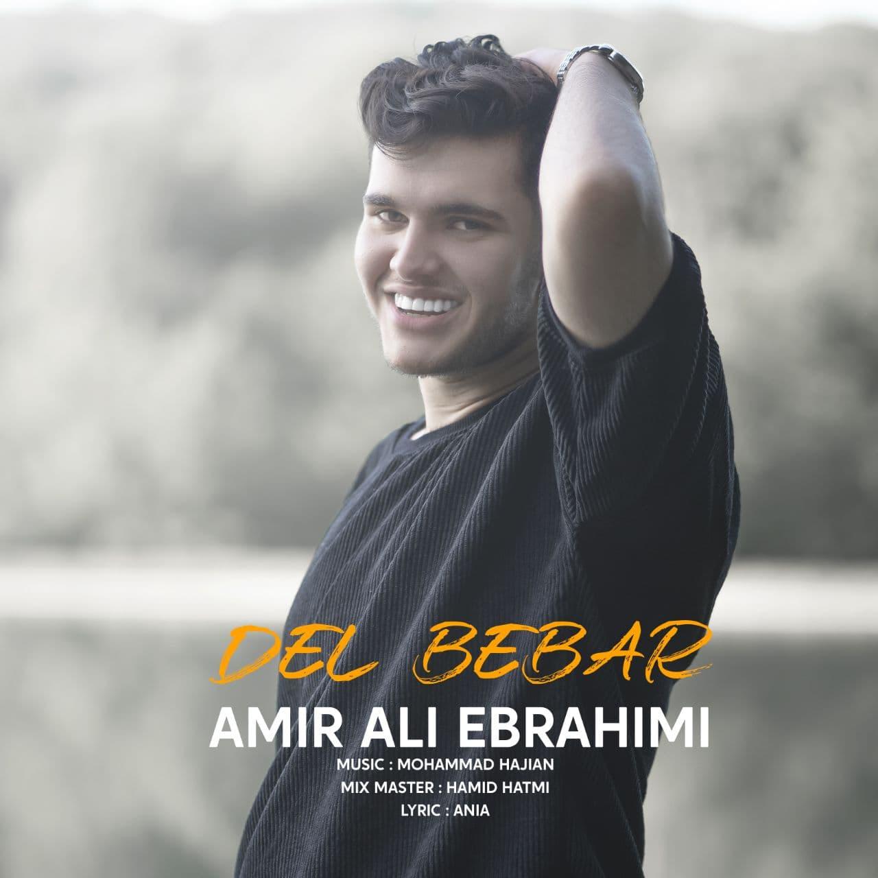 دانلود آهنگ امیر علی ابراهیمی به نام دل ببر از موزیک باز
