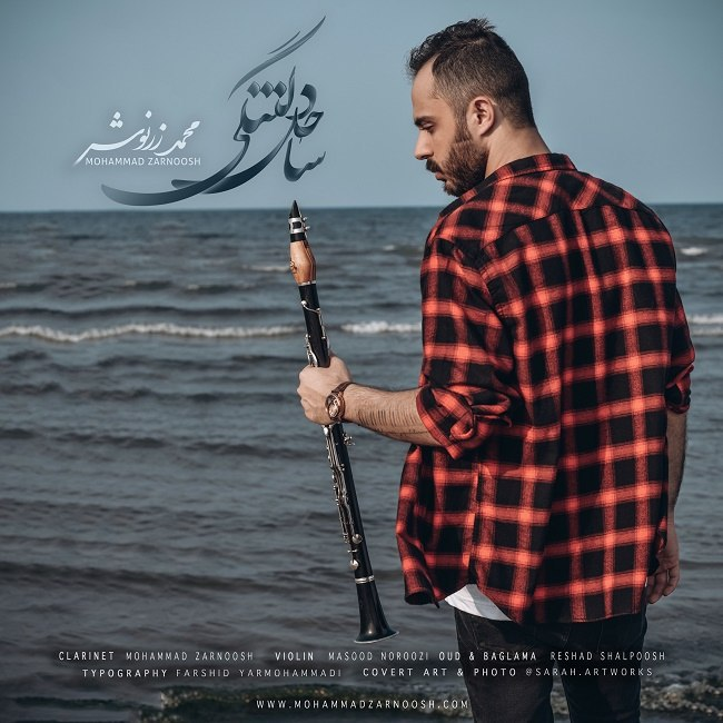 دانلود آهنگ محمد زرنوش به نام ساحل دلتنگی از موزیک باز